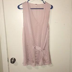 free people pink dress
